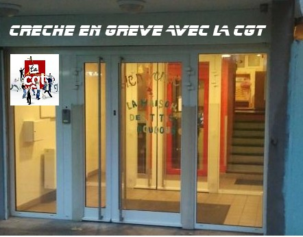 syndicat, cgt, drancy, 93, creche,