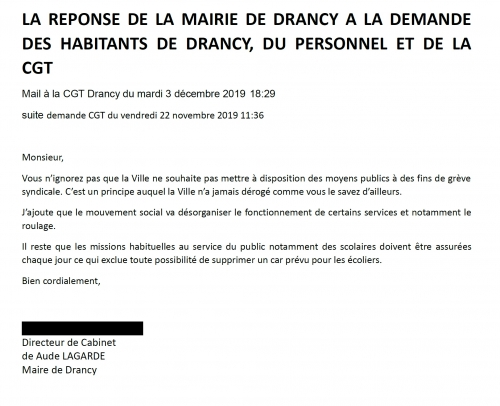 cgt, drancy,
